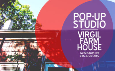 POP-UP STUDIO: Virgil Farm House